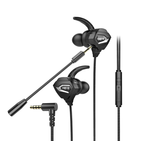 me5 earphone gaming mobile grey earphone gaming Rexus Vonix ME5 11 600x600