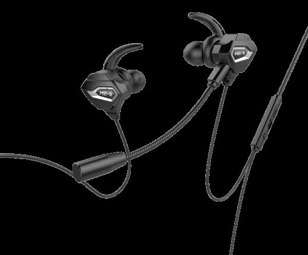 me5 grey earphone gaming Rexus Vonix ME5 14 600x497
