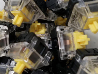 switch gateron switch Keyboard Gaming dengan Gateron Yellow Switch, Ancaman Baru Nih! gateron yellow