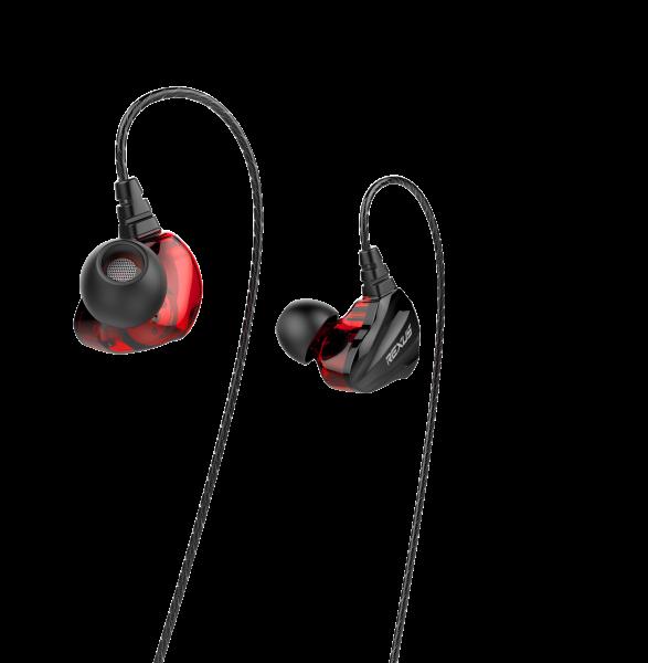 ez2 gaming earphone red earphone gaming Rexus Vonix EZ2 6 587x600