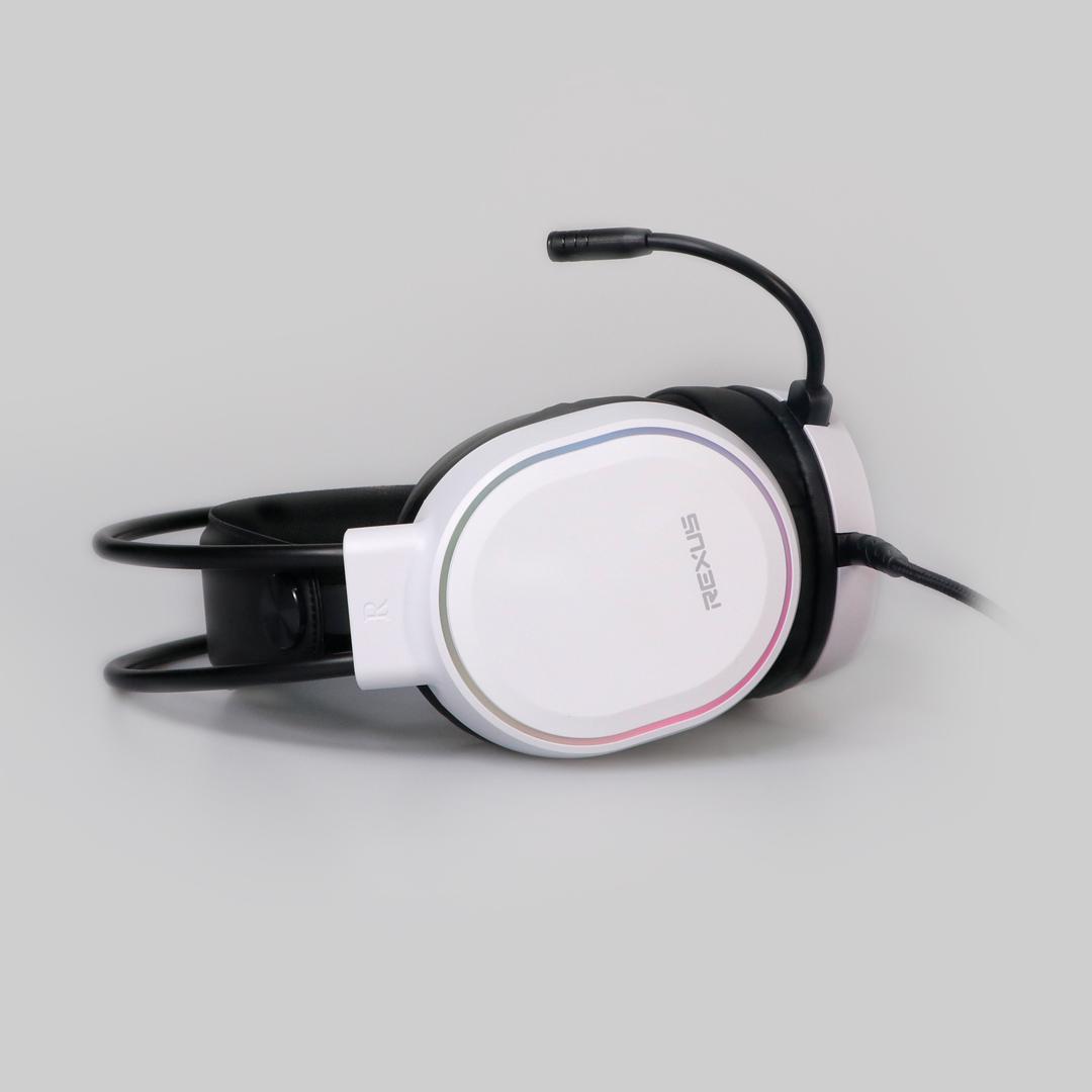 hx9 white rgb headset gaming Rexus Thundervox HX9 HX9 002