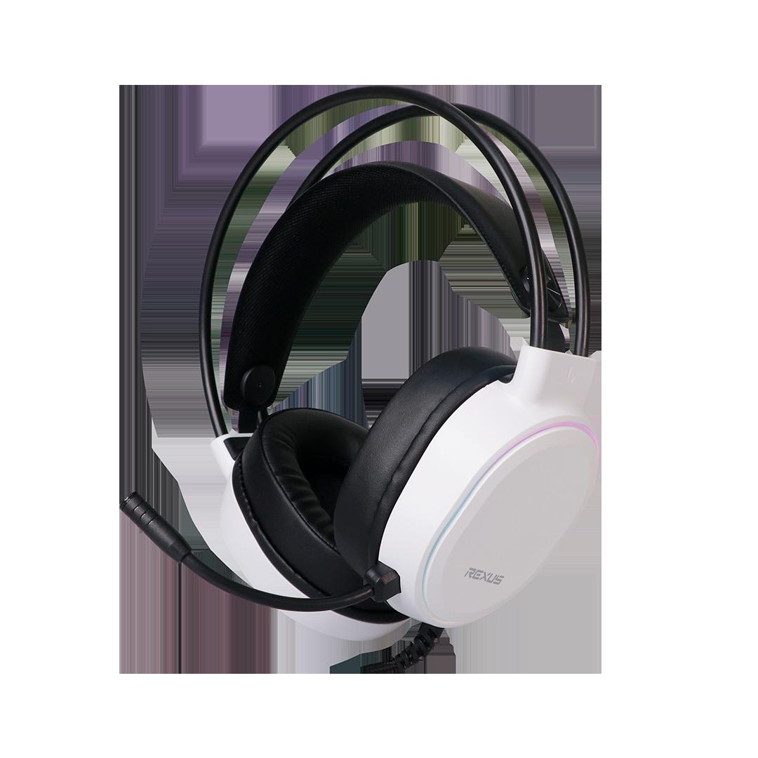 headset gaming thundervox hx9 white rexus gaming Gaming HX9 White rexus gaming Gaming HX9 White