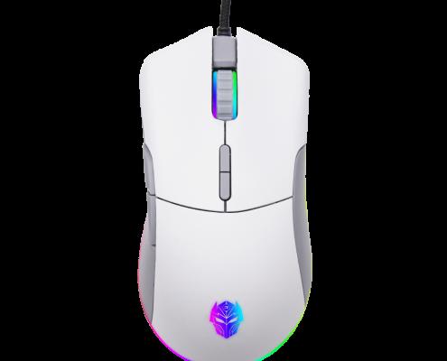 mouse gaming Rexus ARKA X15 White 1 495x400