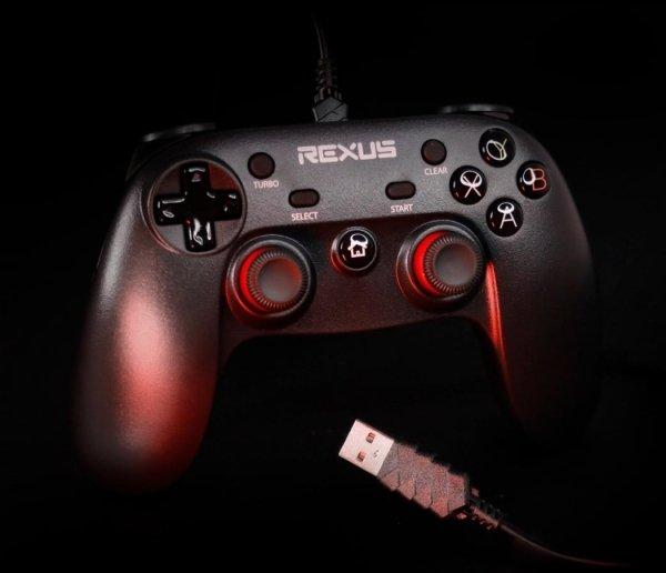 gamepad gamepad Gamepad Rexus GX1 dan GX2 Kini Pakai Kabel Panjang yang Kompak gx1 600x516