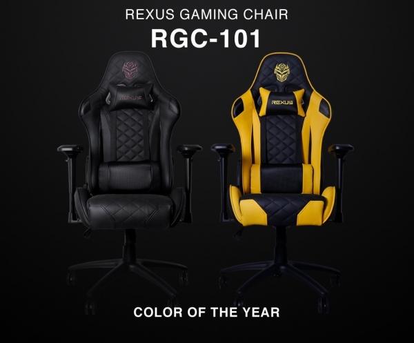 kursi gaming Cara Mudah Atasi Bunyi Decitan pada Kursi Gaming rgc101 new color 600x497