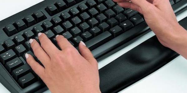 wrist rest pad wrist rest pad Ini Fungsi Wrist Arm Rest Atau Palm Rest Keyboard yang Jarang Disadari wristpad 600x297
