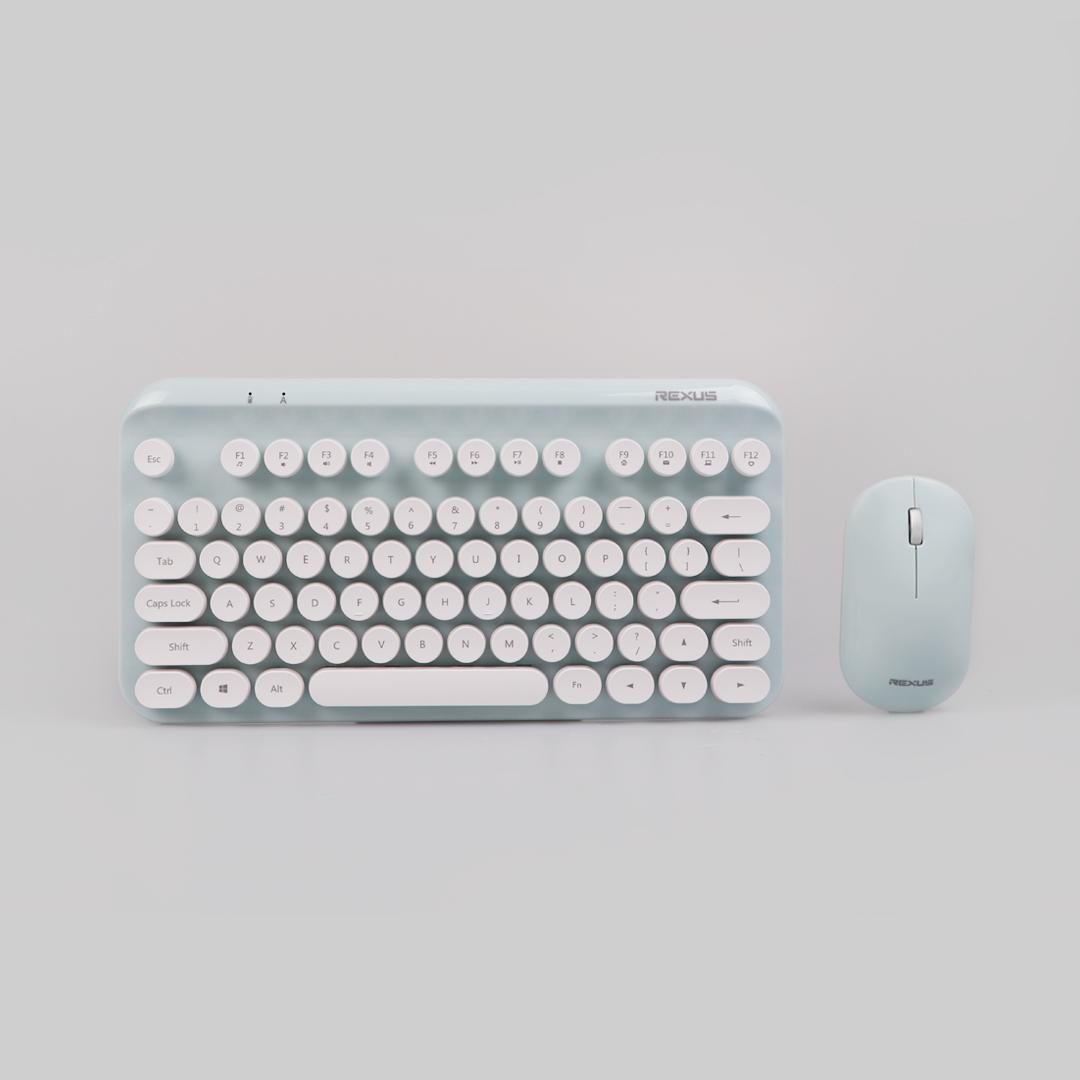 keyboard Rexus KM9 KM9 blue