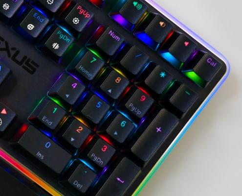 keyboard Rexus Legionare MX20 MX20P 08 495x400