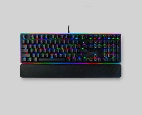 keyboard Rexus Legionare MX20 MX20P 09 495x400