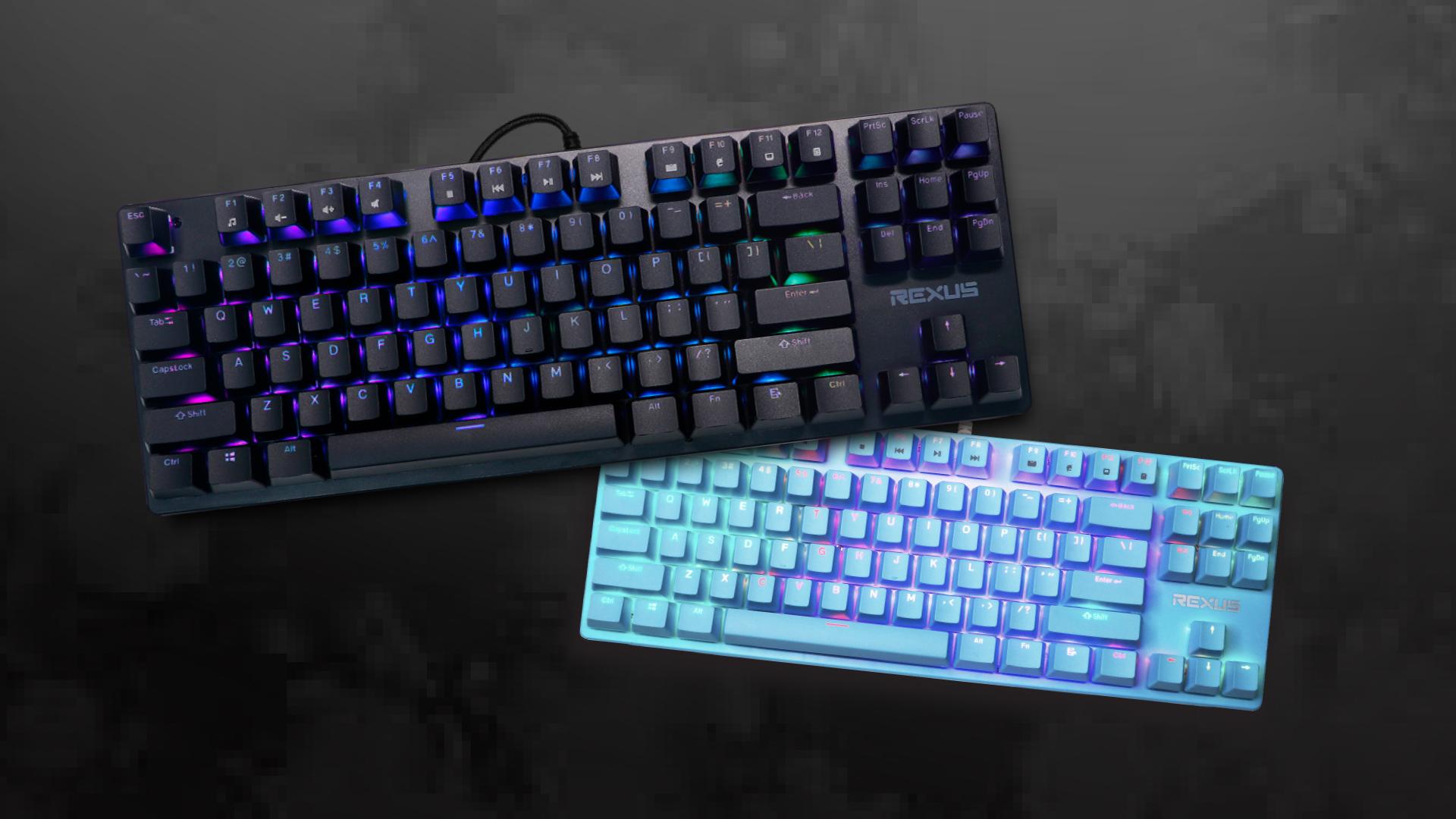 keyboard gaming Rexus Legionare MX9 WL MX9 01