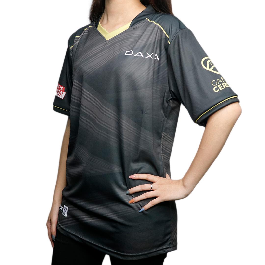 merchandise Merchandise jersey web hitam 04 3