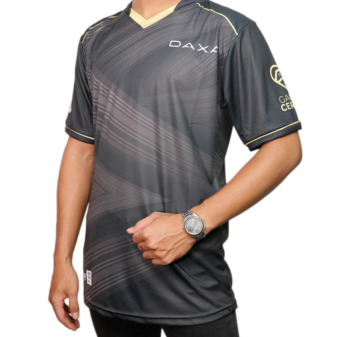 merchandise Merchandise jersey web hitam 05 2