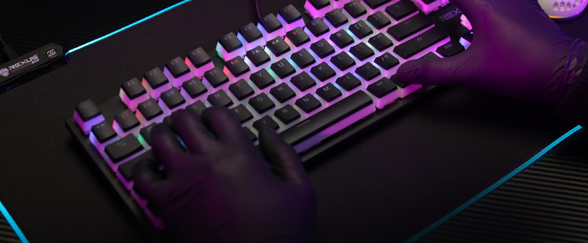 keyboard Rexus Legionare MX9P WL MX9P 01 1