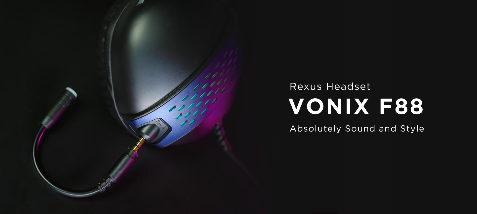 f88 Rexus Vonix F88 1 5
